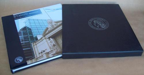 Libro institucional BCRA