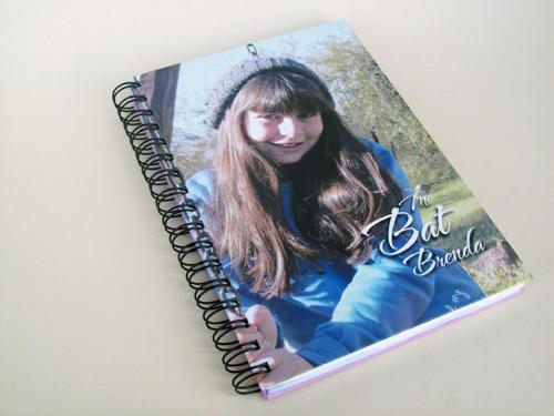 cuaderno souvernir para cumpleaños de 15