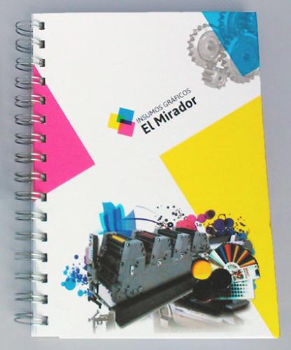 Cuaderno regalo empresarial