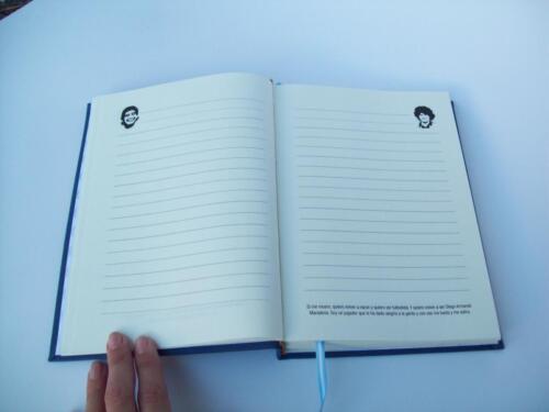 cuaderno maradona interior