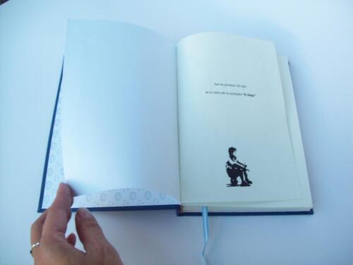 cuaderno maradona portada